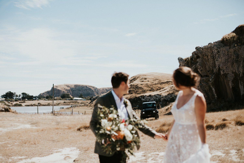 Hannah Bird Photography Banks Peninsula Christchurch Wedding