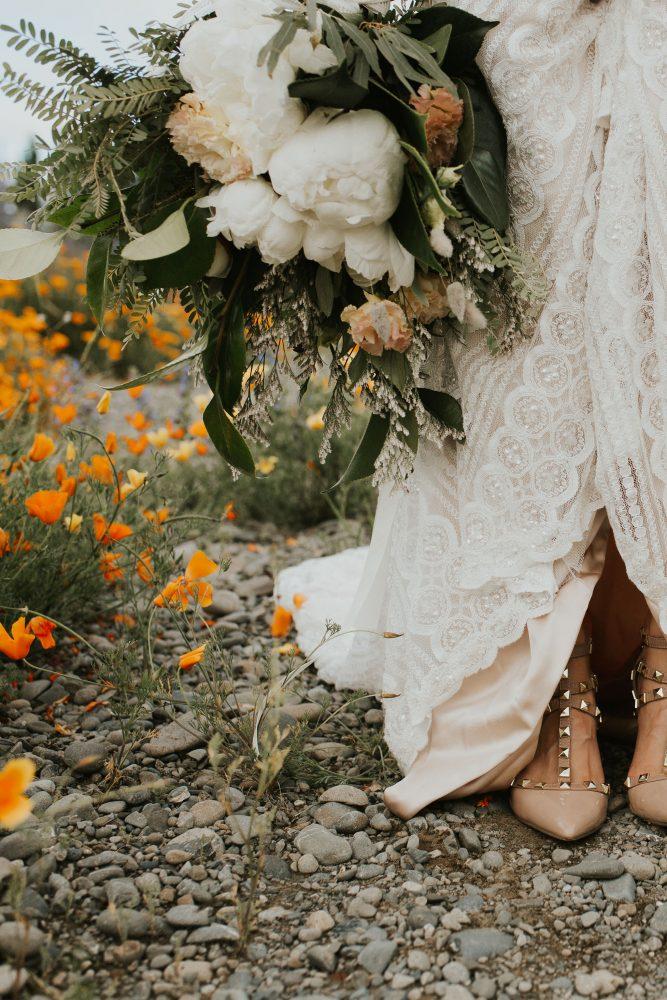 christchurch wedding florals